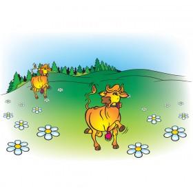Χαρούμενες Αγελάδες